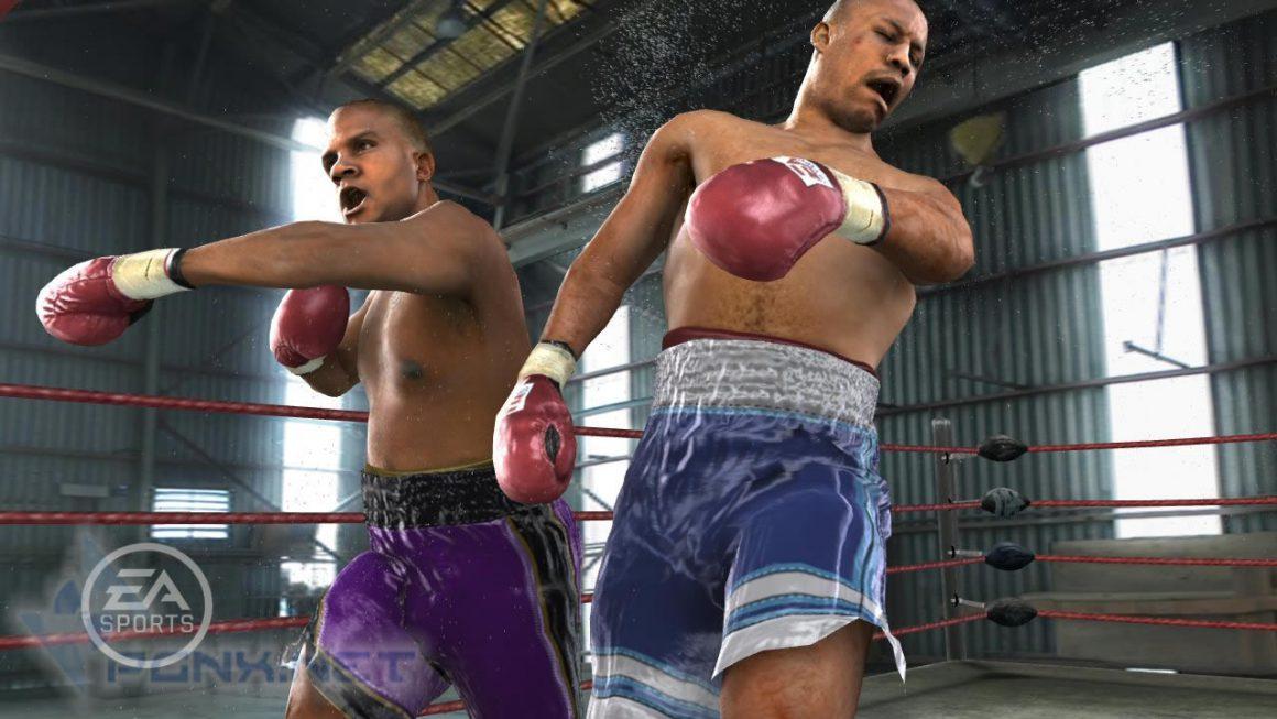 Fight Night Round 3 (Xbox 360 demo)