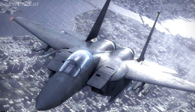 Ace Combat 06 – Fires of Liberation (demo)