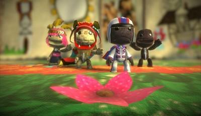 LittleBigPlanet (hands-on)