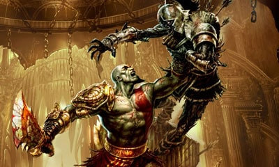 God of War III (hands on)