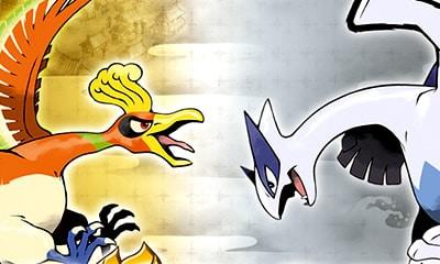 Pokemon HeartGold en SoulSilver