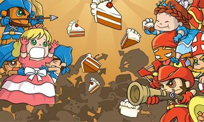 Fat Princess: Fistfull of Cake