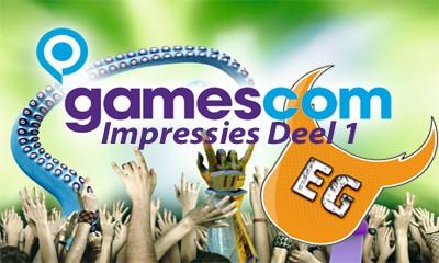 GamesCom 2010 Impressies Deel 1