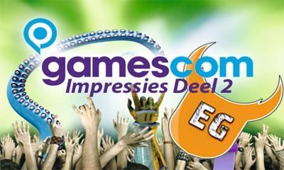 GamesCom 2010 Impressies Deel 2