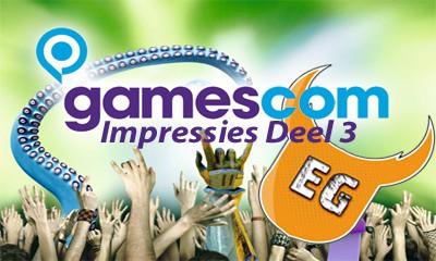 GamesCom 2010 Impressies Deel 3