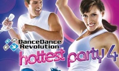 Dance Dance Revolution Hottest Party 4