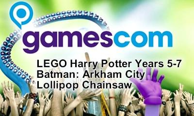 GamesCom 2011 – Impressie deel 1