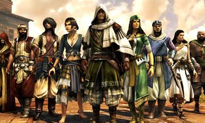 Assassin's Creed: Revelations Multiplayer Beta