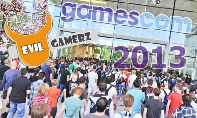 GamesCom 2013 – Wolfenstein, FIFA, PES en Batman