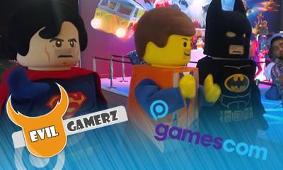 GamesCom 2015 – LEGO Dimensions en Blizzard persconferentie