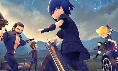 Final Fantasy XV – Pocket Edition HD
