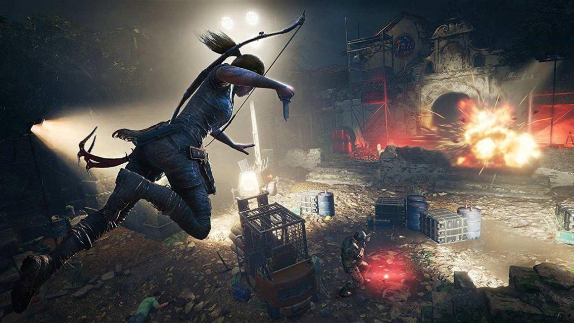 Tomb Raider Reloaded aangekondigd voor de mobiel