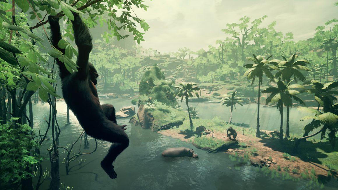 Ancestors: The Humankind Odyssey viert 1 miljoen verkochte exemplaren