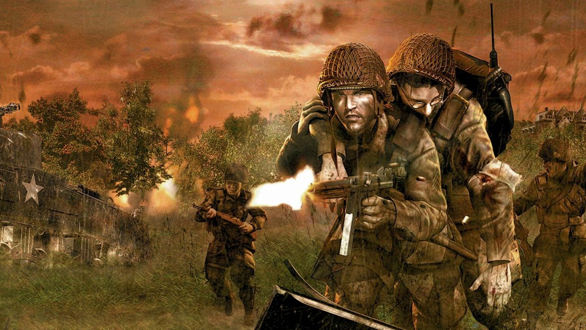Brothers in Arms krijgt TV-serie