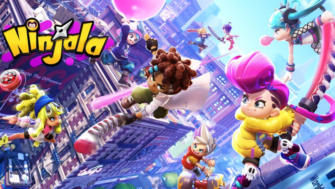Ninjala krijgt uitgebreide gameplay video