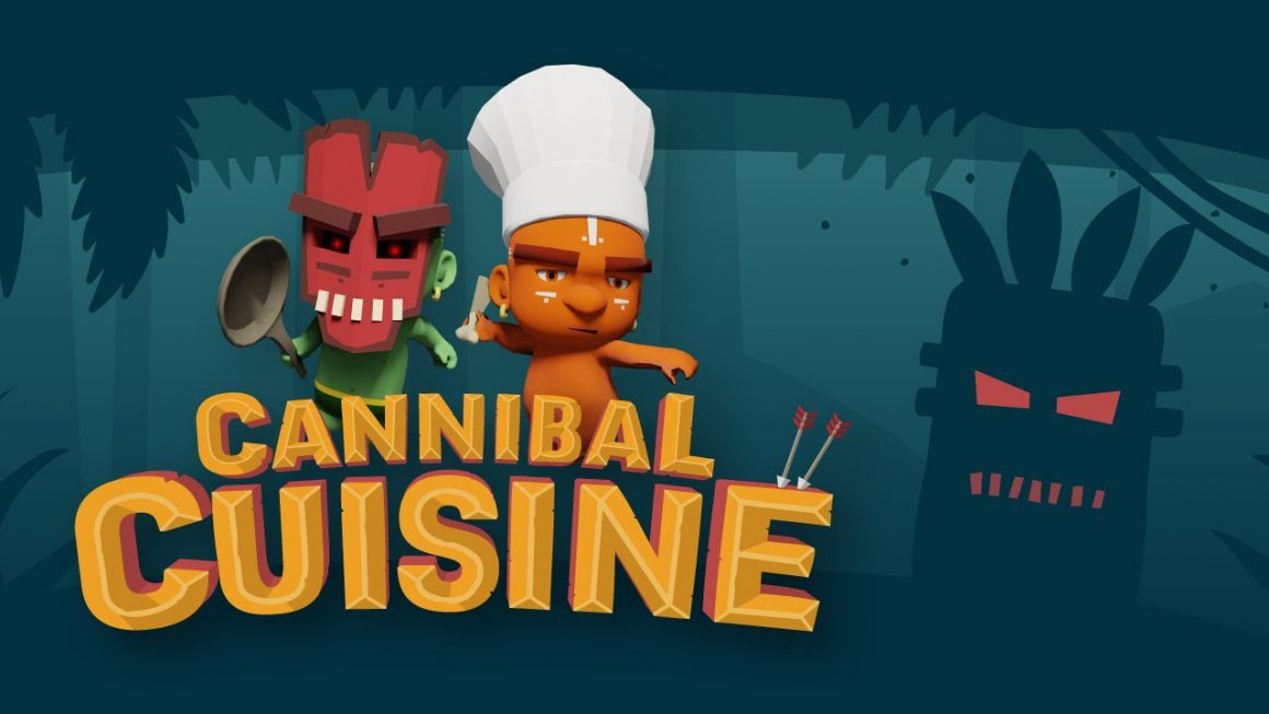 Party 'cooking' game Cannibal Cuisine – release 20 Mei