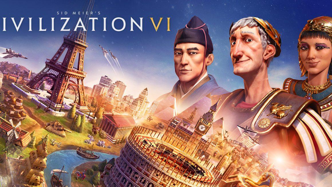 De oktober-update van Civilization VI is nu beschikbaar