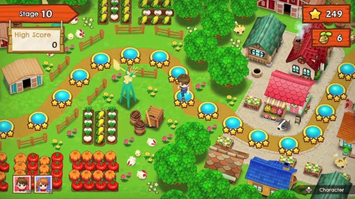 Harvest Moon: One World komt dit jaar naar de Nintendo Switch