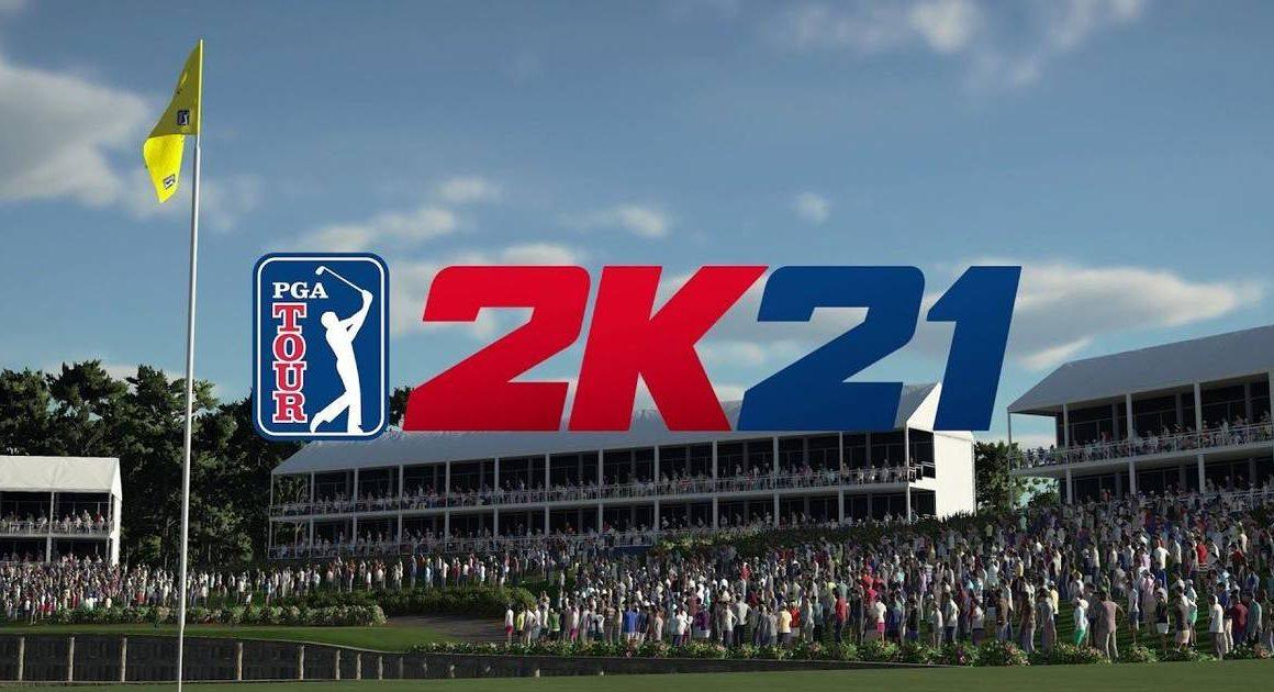 """Sink the putt or get cut"" in PGA TOUR 2K21's nieuwe Divot Derby"