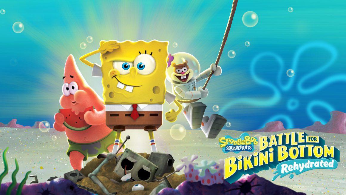 SpongeBob SquarePants-game krijgt nieuwe video