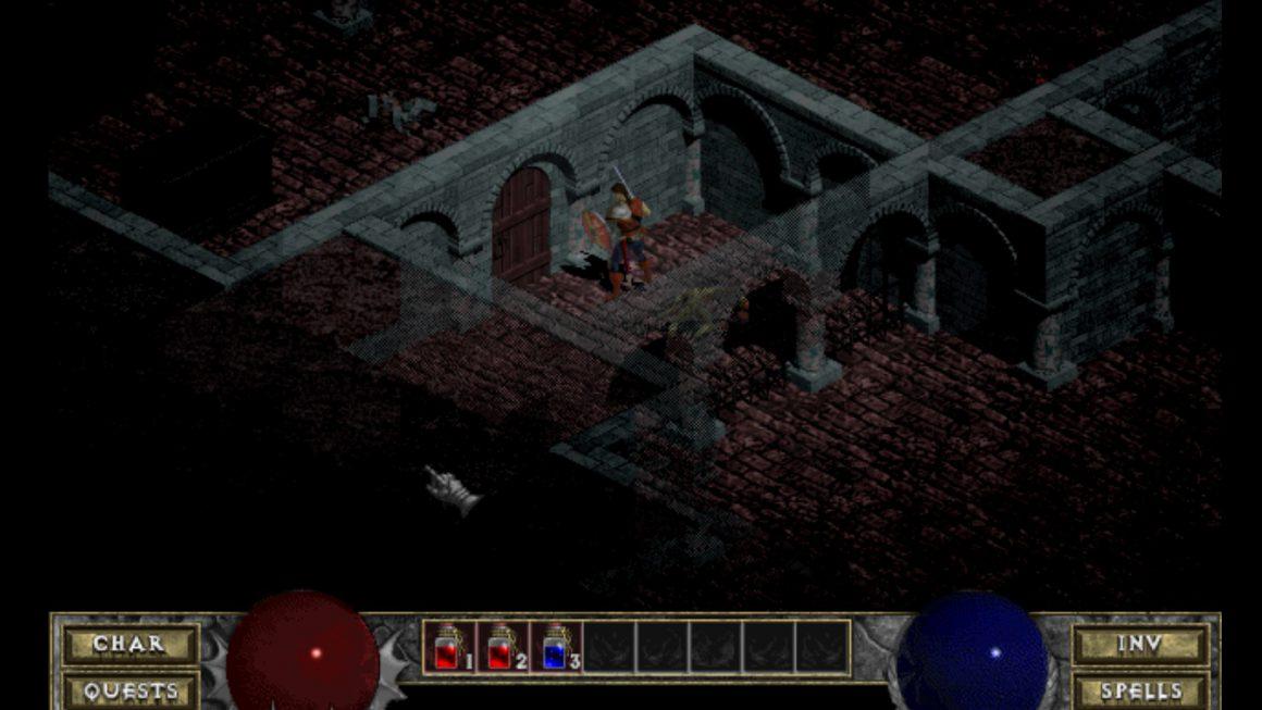 Dit jaar nog remaster van Diablo II verwacht