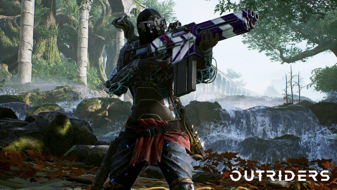 Outriders zal gratis zijn voor Xbox Game Pass