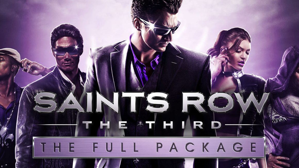 Saints Row The Third Remastered is nu verkrijgbaar