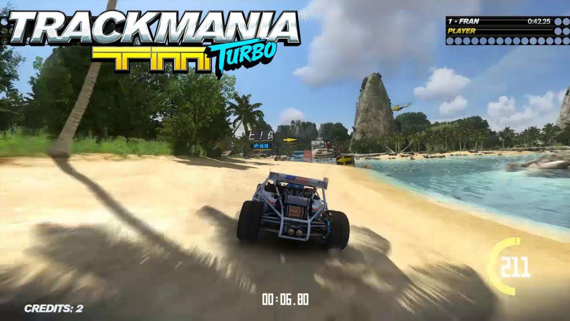Nieuwe Trackmania vanaf vandaag beschikbaar