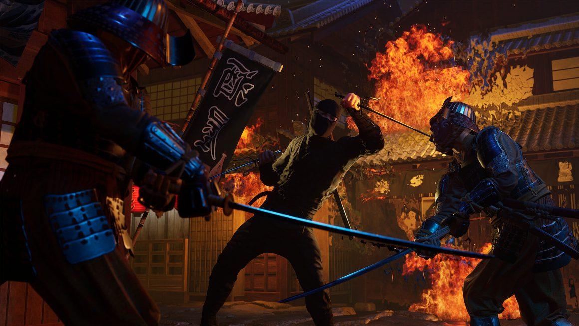 Ninja Simulator aangekondigd voor de PC