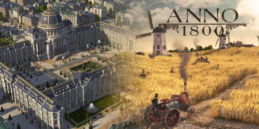 Anno 1800 – Bright Harvest DLC