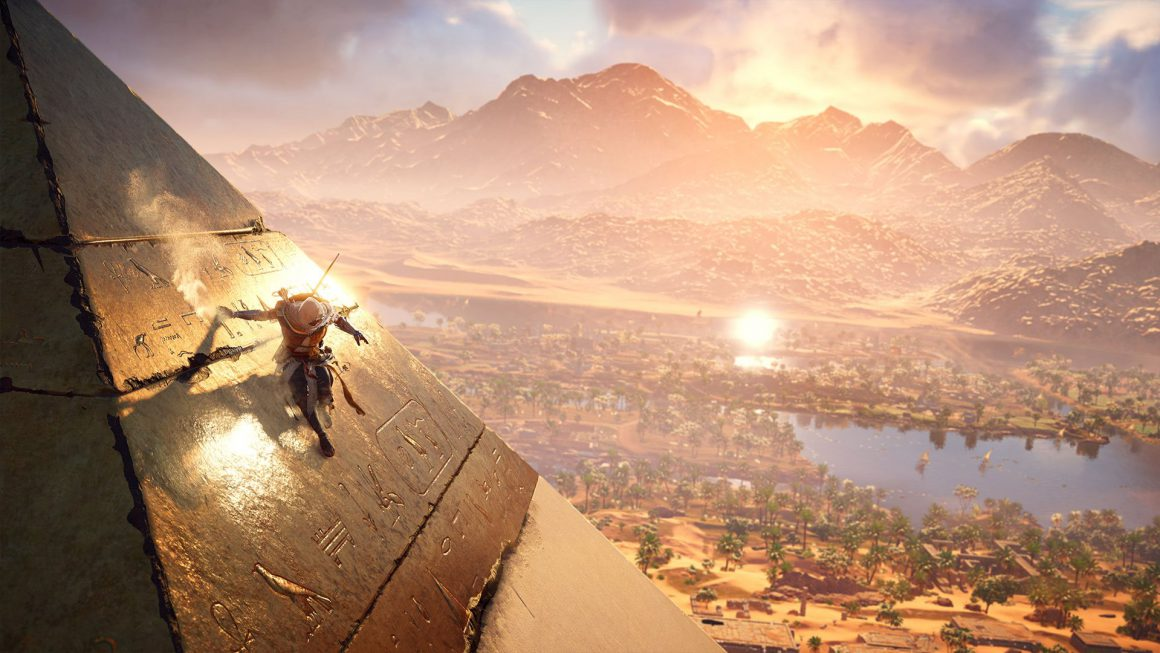 Assassin's Creed Origins dit weekend gratis speelbaar