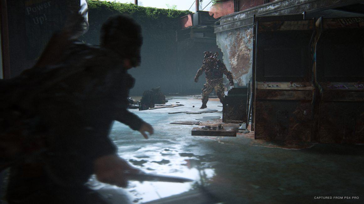 The Last of Us Part II video vergelijkt PS4- en PS4 Pro-versie