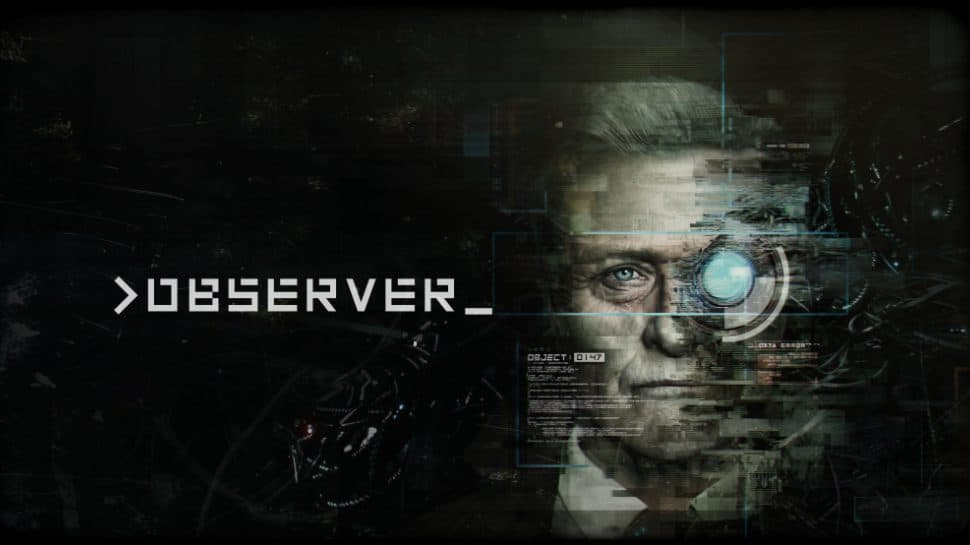 PS5-gameplay voor Observer: System Redux