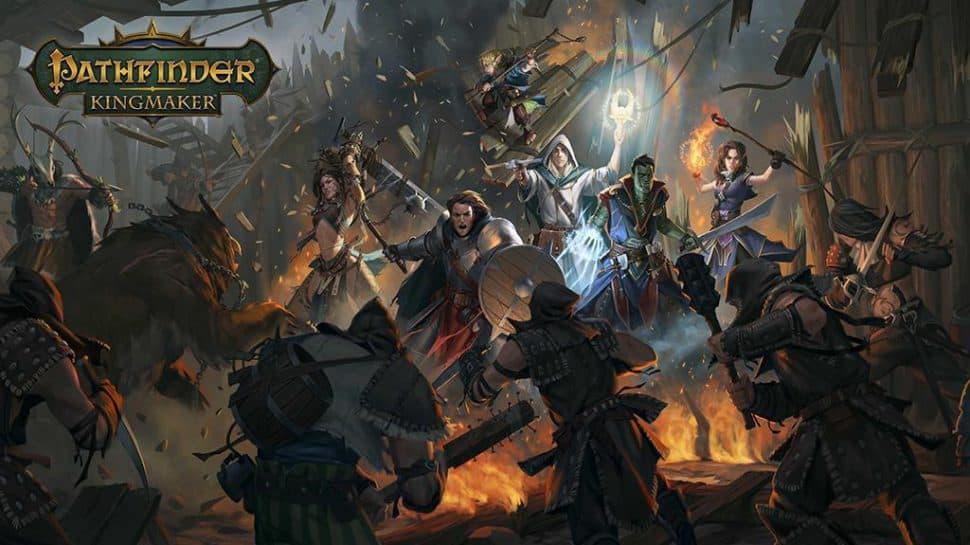Pathfinder Kingmaker Definitive Edition komt naar consoles