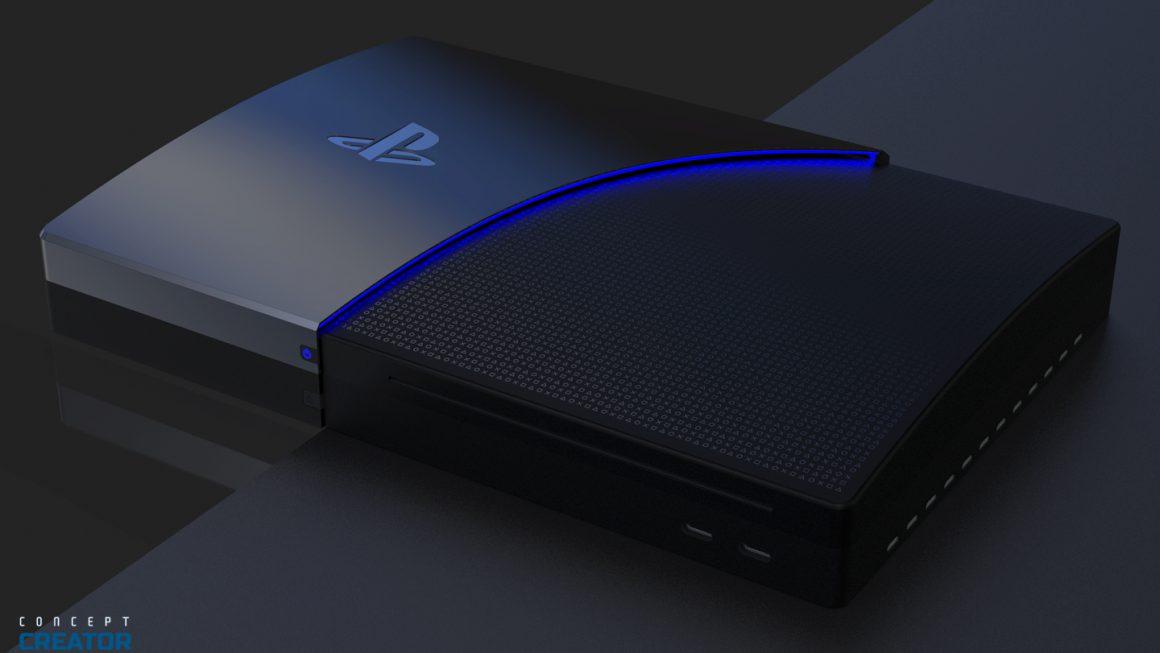 Concept-design van PlayStation 5 duikt op