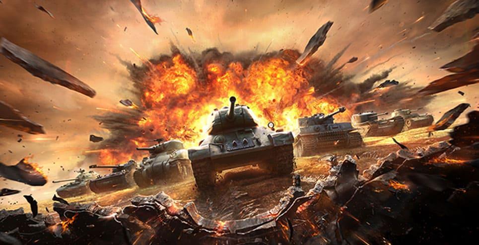 World of Tanks Console rolt naar de Next Gen-platforms
