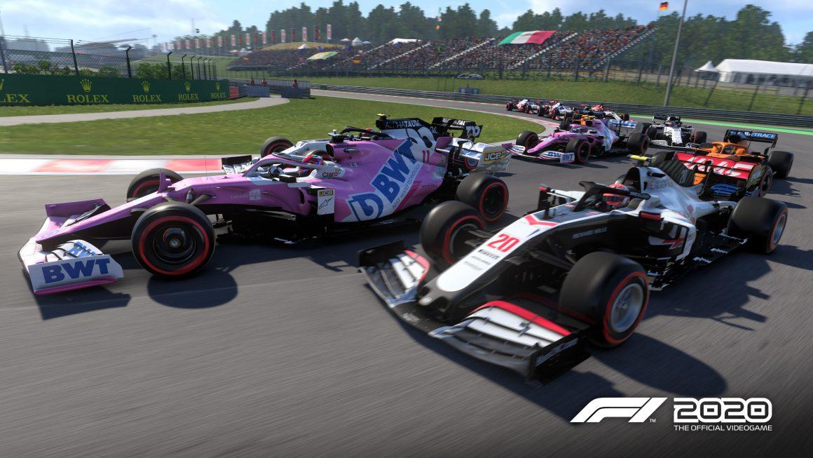 EA en Codemasters richten een nieuwe internationale powerhouse op voor racegames & entertainment