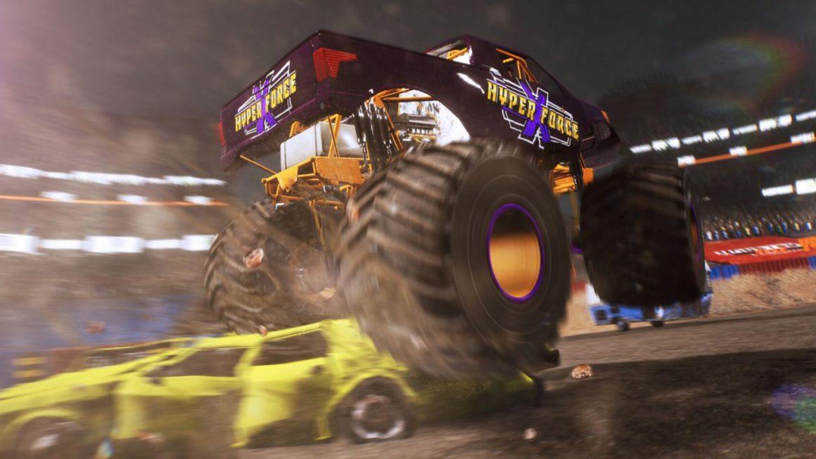 Zie Monster Truck Championship in actie