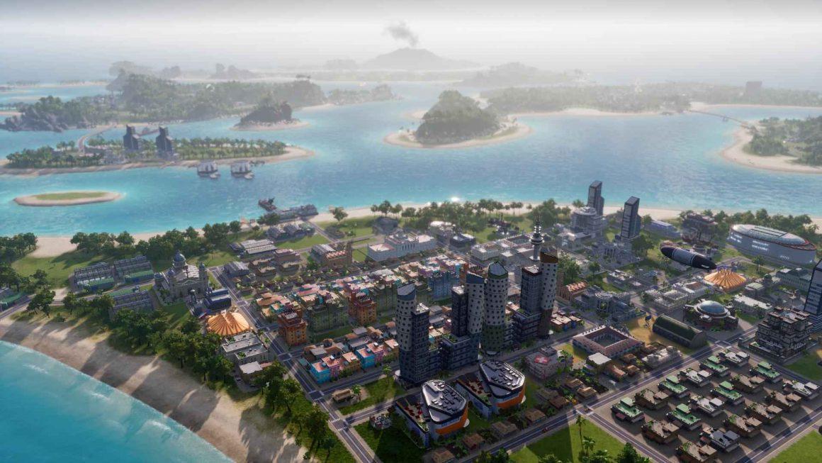 Tropico 6 dit weekend gratis speelbaar op Steam