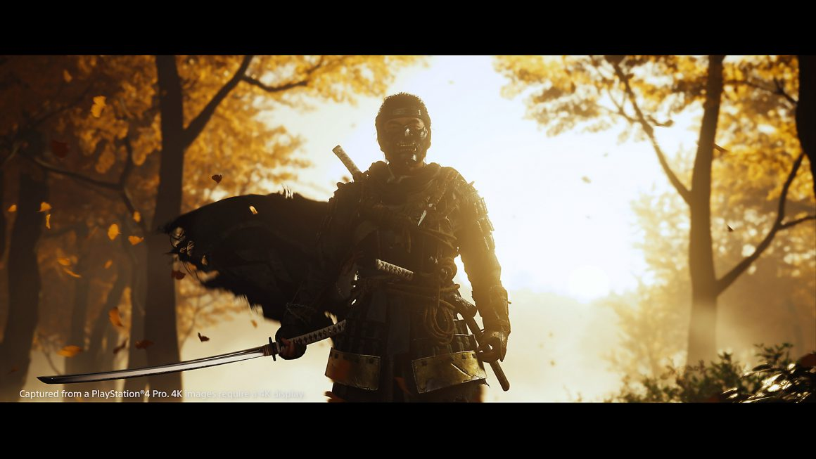 Sony boert goed met Last of Us Part II en Ghost of Tsushima