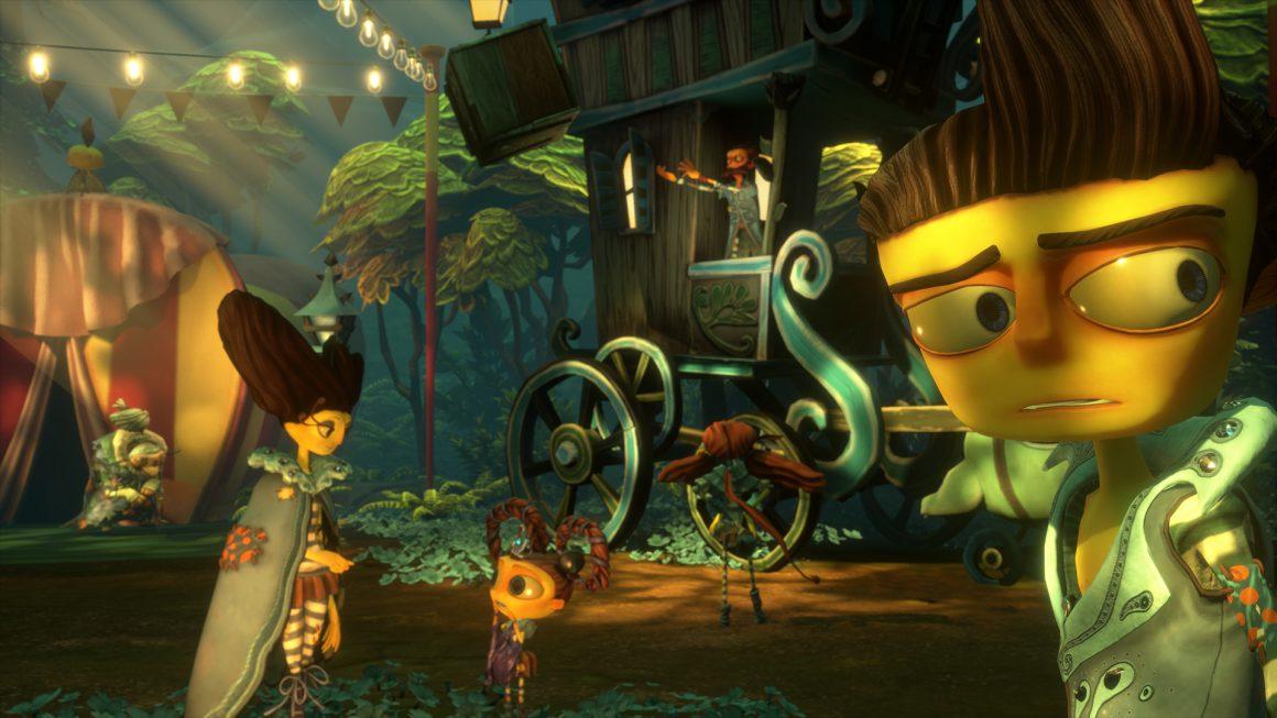 Psychonauts nu gratis te downloaden voor de Xbox One