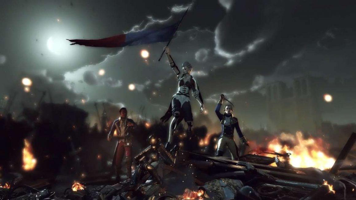 Steelrising action RPG in de maak voor PC en next-gen