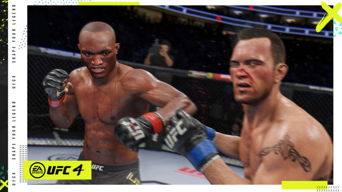 EA Sports UFC 4 officieel onthuld