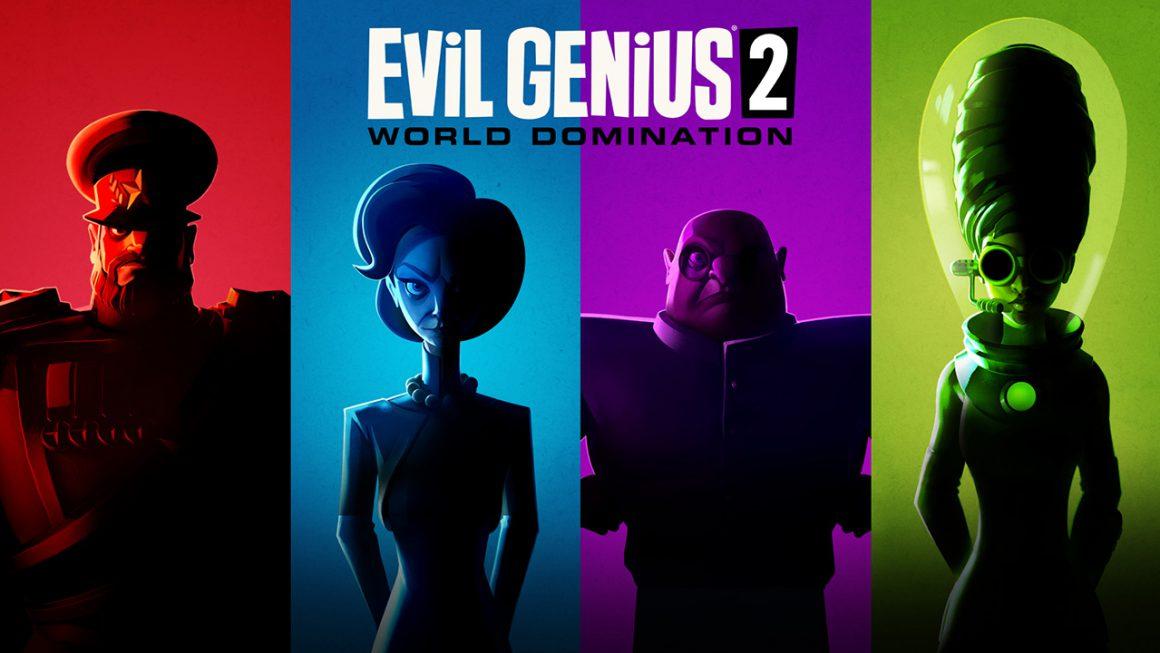 Evil Genius 2: World Domination uitgesteld naar volgend jaar