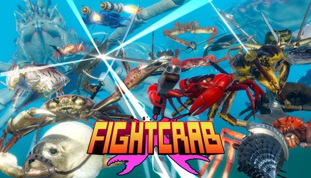 Vecht als een krab met launch trailer