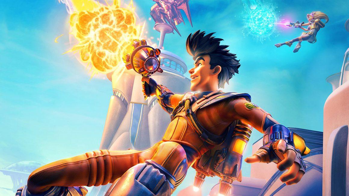 Rocket Arena Season 2 vanaf nu speelbaar