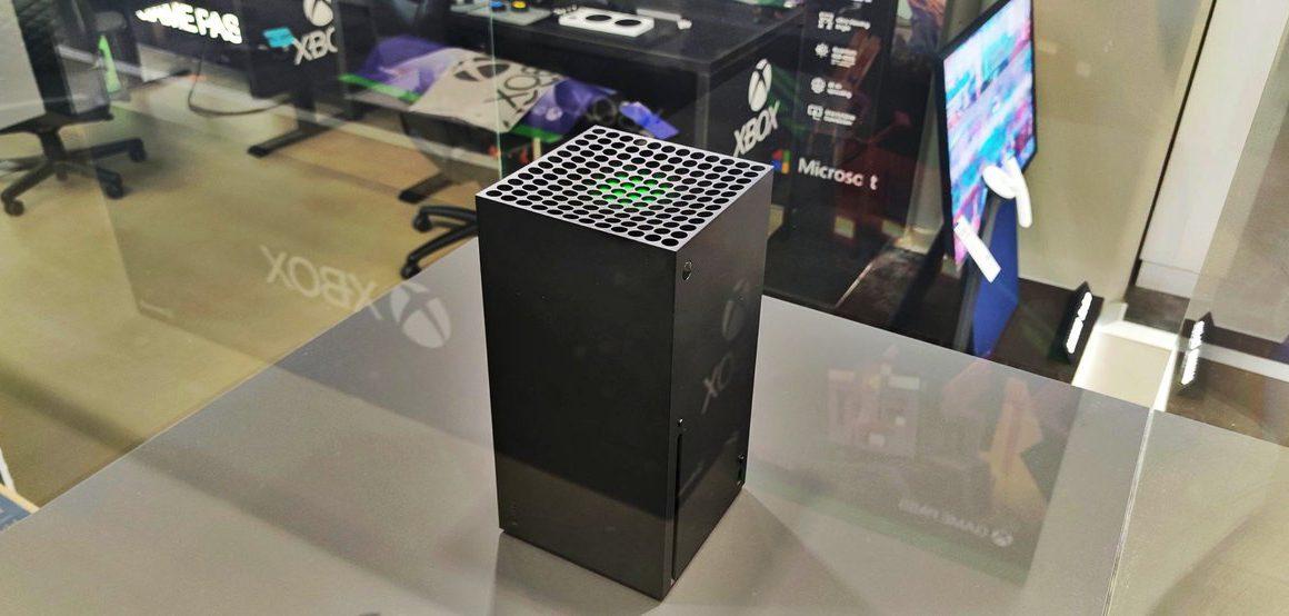 Xbox Series X standaard niet los te halen wanneer horizontaal geplaatst