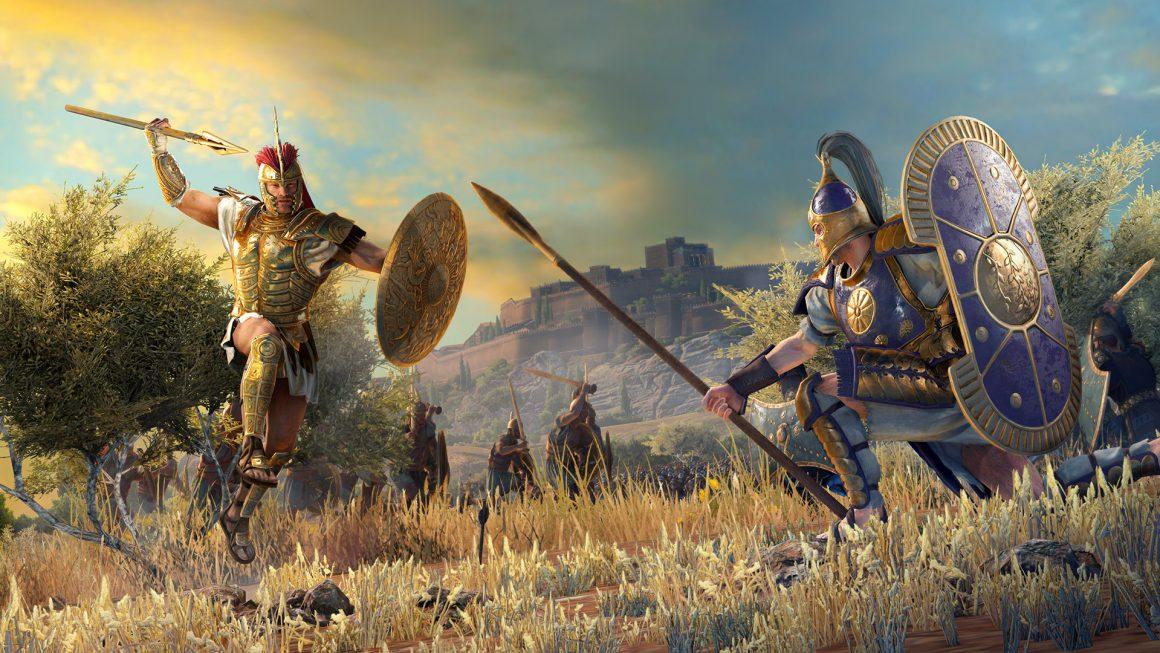 Fysieke editie van A Total War Saga: Troy aangekondigd
