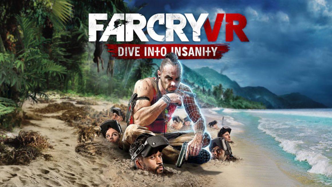 Far Cry VR: Dive into Insanity komt naar de Benelux