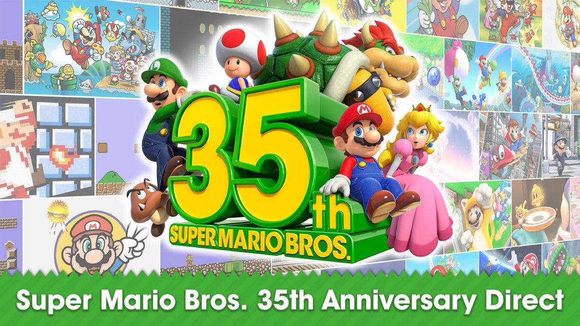 Exclusieve Super Mario Bros. Anniversary-producten beschikbaar in de My Nintendo Store